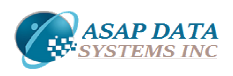 ASAP DATA SYSTEMS INC